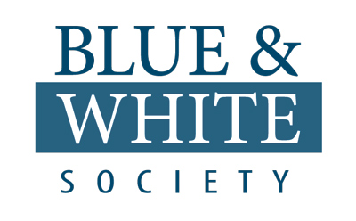 Blue and White Society