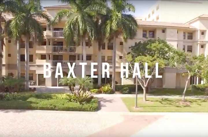 Baxter hall