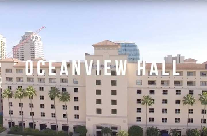 oceanview hall