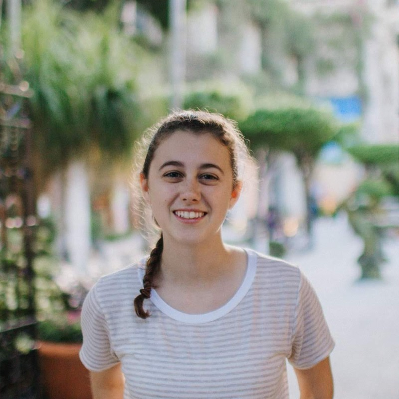 Abigail Martineau, a 2020 computer science graduate, was impressed with the way that Cognosante founder and CEO Michele Kang makes time for others and with the career development support she received from Cognosante Recruiter Shawn Crowley.