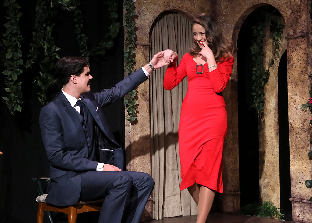 Palm Beach Atlantic University's Theatre's production of Palm Tree in a Rose Garden