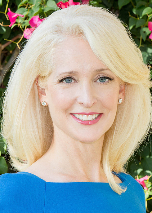 Jane Grace, 2016 Women of Distinction Honoree for Palm Beach Atlantic University