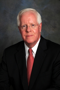 Formal photo of PBA President William M.B. Fleming Jr.