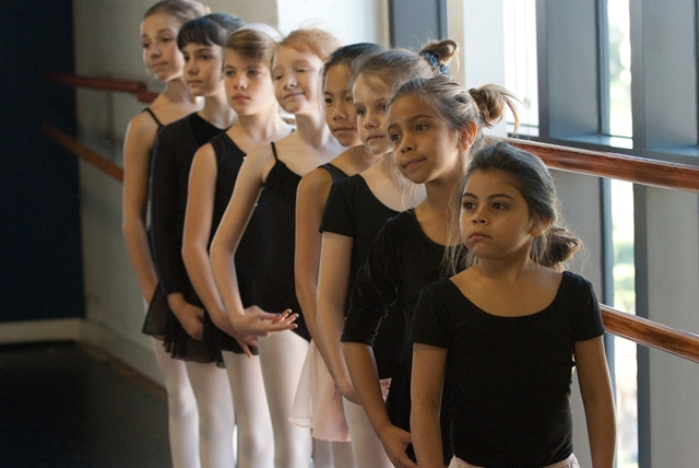 PBA's Preparatory department offers various programs in dance, including ballet, modern, jazz and more.