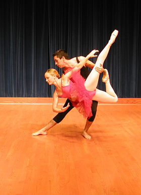PBA is just one of three Christian schools to offer a major in dance.