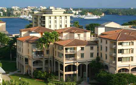 We are located on the water in downtown West Palm Beach, with a 29-acre campus.