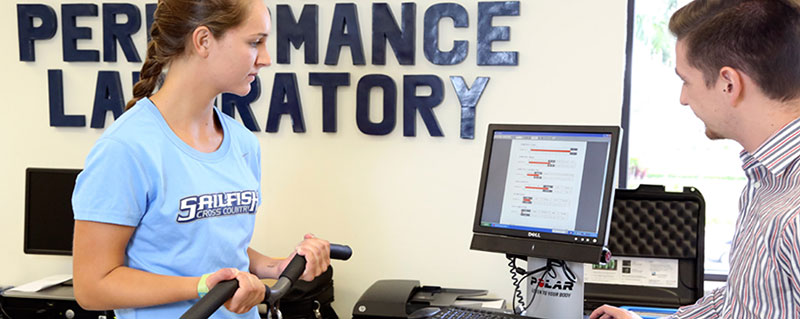 Human Performance and Sport at Palm Beach Atlantic University