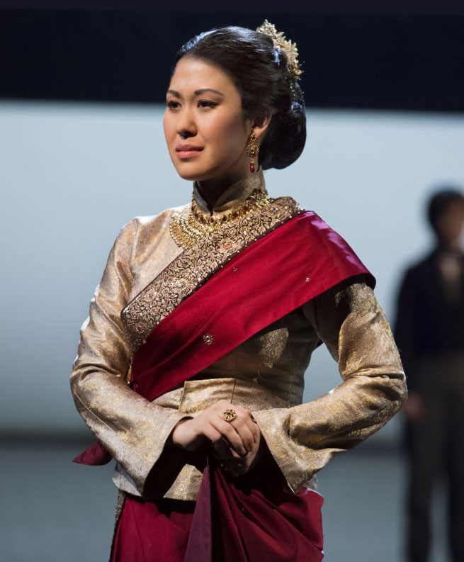Palm Beach Atlantic University alumnus Ruthie Ann Miles graduated from PBA in 2005 with a degree in musical theatre.