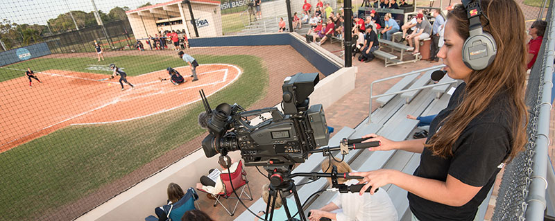 Sports Broadcasting at Palm Beach Atlantic University