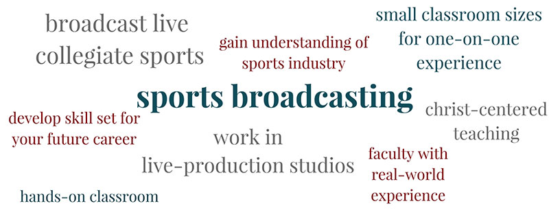 Learn about Sports Broadcasting at PBAU